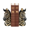 Pair Of Zebra Bookends