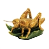 Sterling Lucky Cricket Decorative Display Accessory