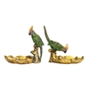 Sterling Set of 2 Tropical Dishes