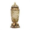 Sterling Sculpted Ornate Urn
