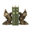 Sterling Pair of Gothic Gargoyle Bookends