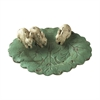Sterling Spring Bunnies Decorative Bowl