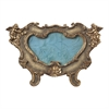 Sterling Florintine Scroll Picture Frames - Oval