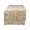 Floralee 14x96 Runner, Dusty Dijon,Antique White