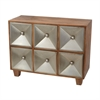 Lazy Susan Spencer Chest