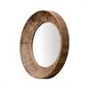 Pomeroy Prentice Mirror, Aged Cedar