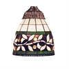 ELK lighting Mix-N-Match 1 Light English Ivy Tiffany Glass Shade
