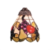 Mix-N-Match 1 Light Fruit Glass Shade