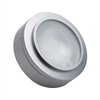 Cornerstone Aurora 1 Light Xenon Disc Light In Stainless Steel