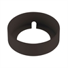 Alpha Collection Surface Mount Collar In Oil Rubbed Bronze