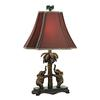 "Dimond 24"" Adamslane Elephant Table Lamp in Bronze"
