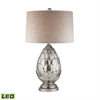 Mercury Artichoke LED Lamp