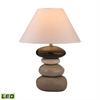Stacked  Stones LED Table Lamp
