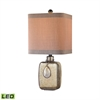 Dimond Lighting Cadiz LED Table Lamp Bronze Mercury