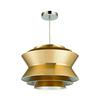 Godnik 1 Light Pendant In Gold