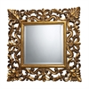 Sterling Barrets Mirror In Beaufort Gold