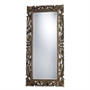 Sterling Tripoli Mirror In Allen Gold