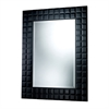Sterling Helena Mirror In Black