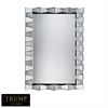 La Porte Mirror For Trump Home