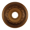 Campione 16-Inch Medallion In Antique Bronze