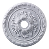 Corinthian 22-Inch Medallion In White