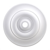 Apollo 32-Inch Medallion In White