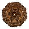 Marietta 33-Inch Medallion In Antique Bronze