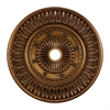 Corinna 33-Inch Medallion In Antique Bronze