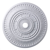 Corinna 33-Inch Medallion In White