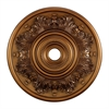 Laureldale 30-Inch Medallion In Antique Bronze