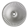 Hillspire 51-Inch Medallion In White