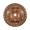 Pennington 36-Inch Medallion In Antique Bronze