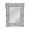 Traditional Mirror with Art Deco Flair