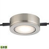 Tuxedo Swivel 1 Light LED Undercabinet Light In Satin Nickel