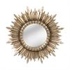 Mirror Masters Traditional Round Starburst Design