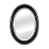 Mirror Masters French Classic Oval Wood Mirror