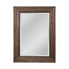 Mirror Masters West Indies Basket Weave Pattern Frame