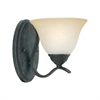 Prestige Wall Lamp Sable Bronze 1X100W