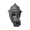 Outdoor Essentials Wall Lantern Black 1X