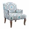 Teena Suzani Arm Chair Rustic Brown