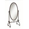 Clarisse Metal Mirror