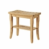 Bracken Bamboo Stool Natural Bamboo