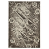 "Jewel Collection 5' X7'6"", D Beige"