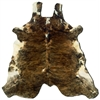 Linon Cowhide Medium Brindle & Medium Brindle Full Skin