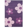 Corfu Collection Lime & Goldenrod 5 X 7.7, Purple