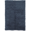 Linon New Flokati Denim Blue  3.6 X 5.6