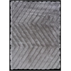 Linon Links Zigzag Grey 8X10