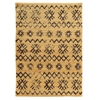 Linon Moroccan  Mekenes Camel/Brown 3X5