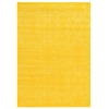 "Prisma Electric Yellow, 96""W X 124""D X .25""H"