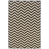 Saloniki Chevron Grey 5' X 8'